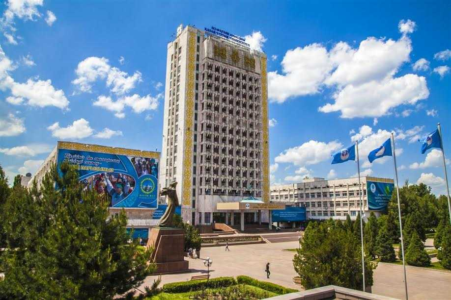 kazak national university al farabi